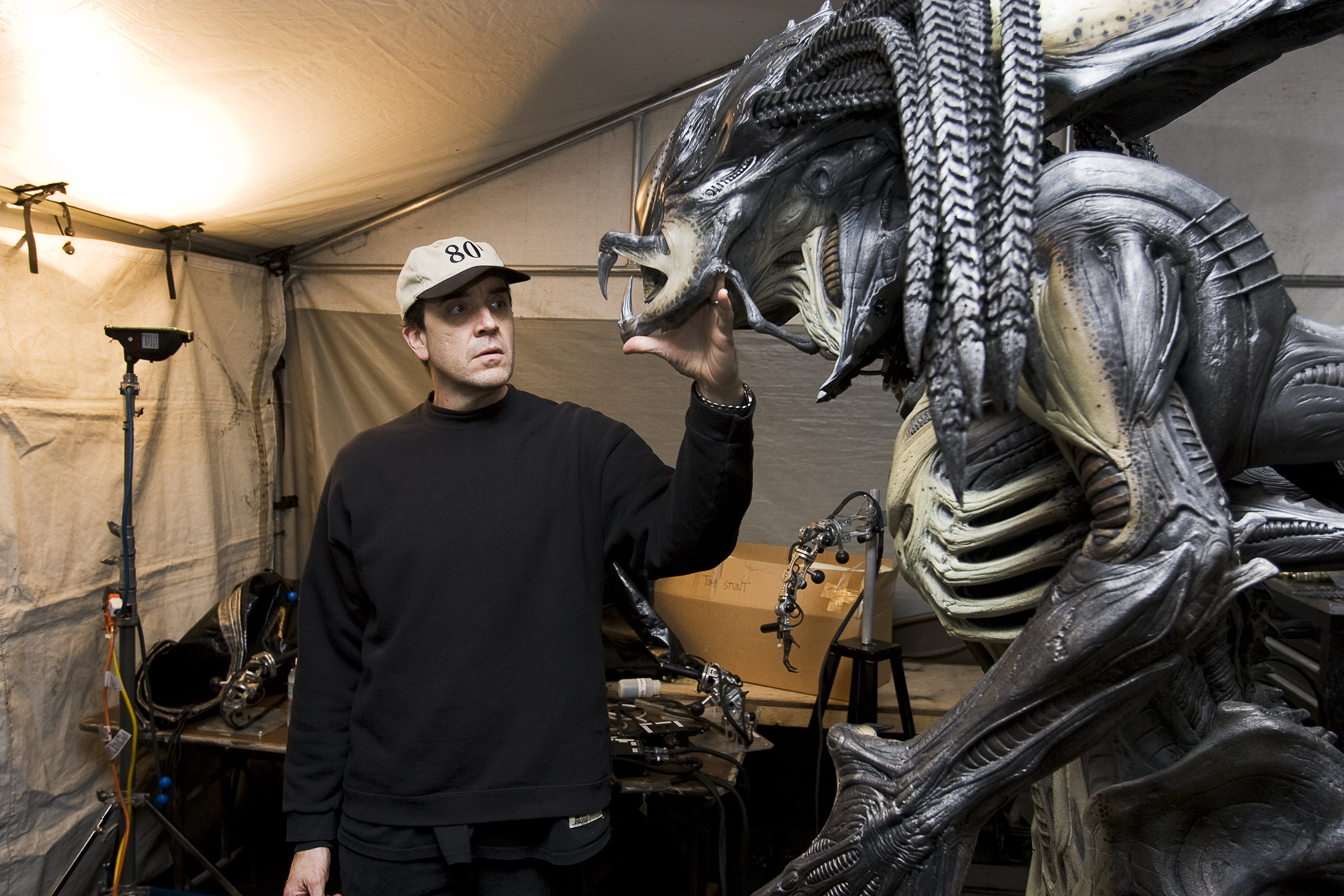 ALIEN VS PREDATOR 2 - BTS