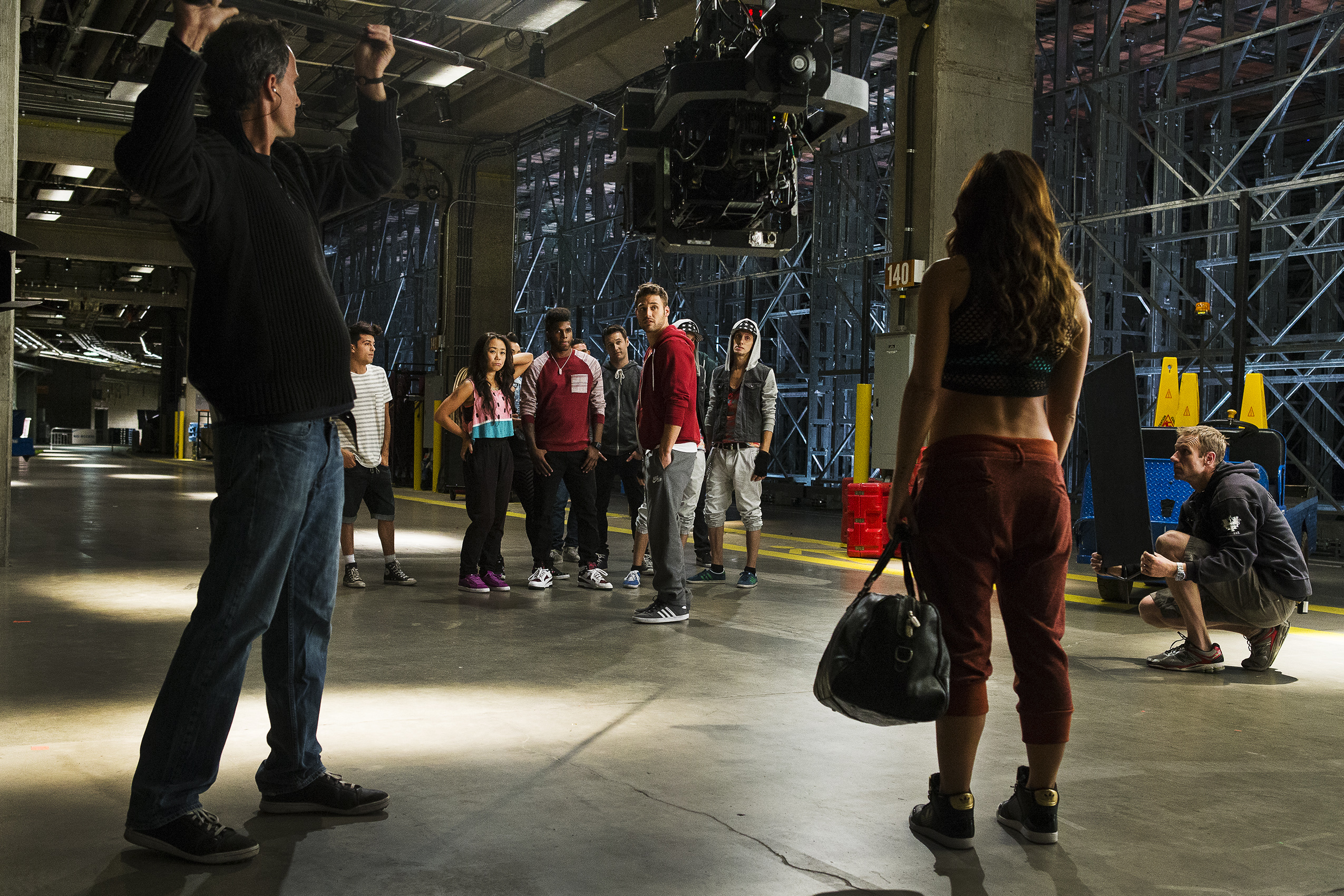 STEP UP 5 - BTS